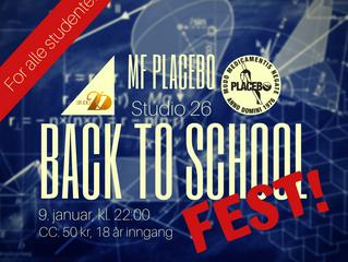Back to School FEST!