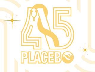 MF Placebo fyller 45 år!
