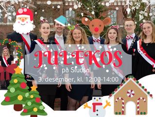 Julekos på Studsal