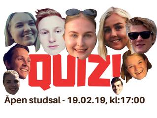 Quiz! - Åpen studsal