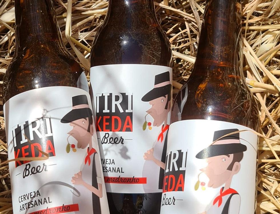 Tirikeda beer (caixa de 10un)
