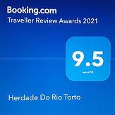 Classificação no Booking