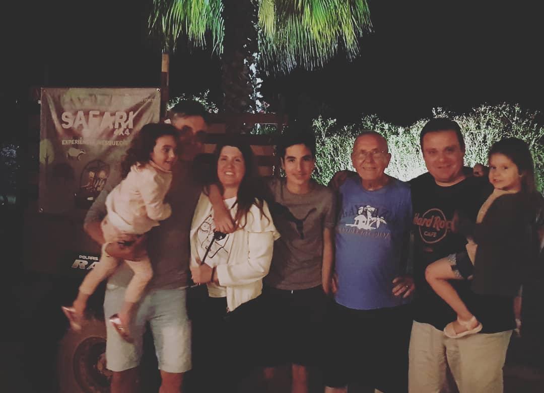 Safaris Nocturnos