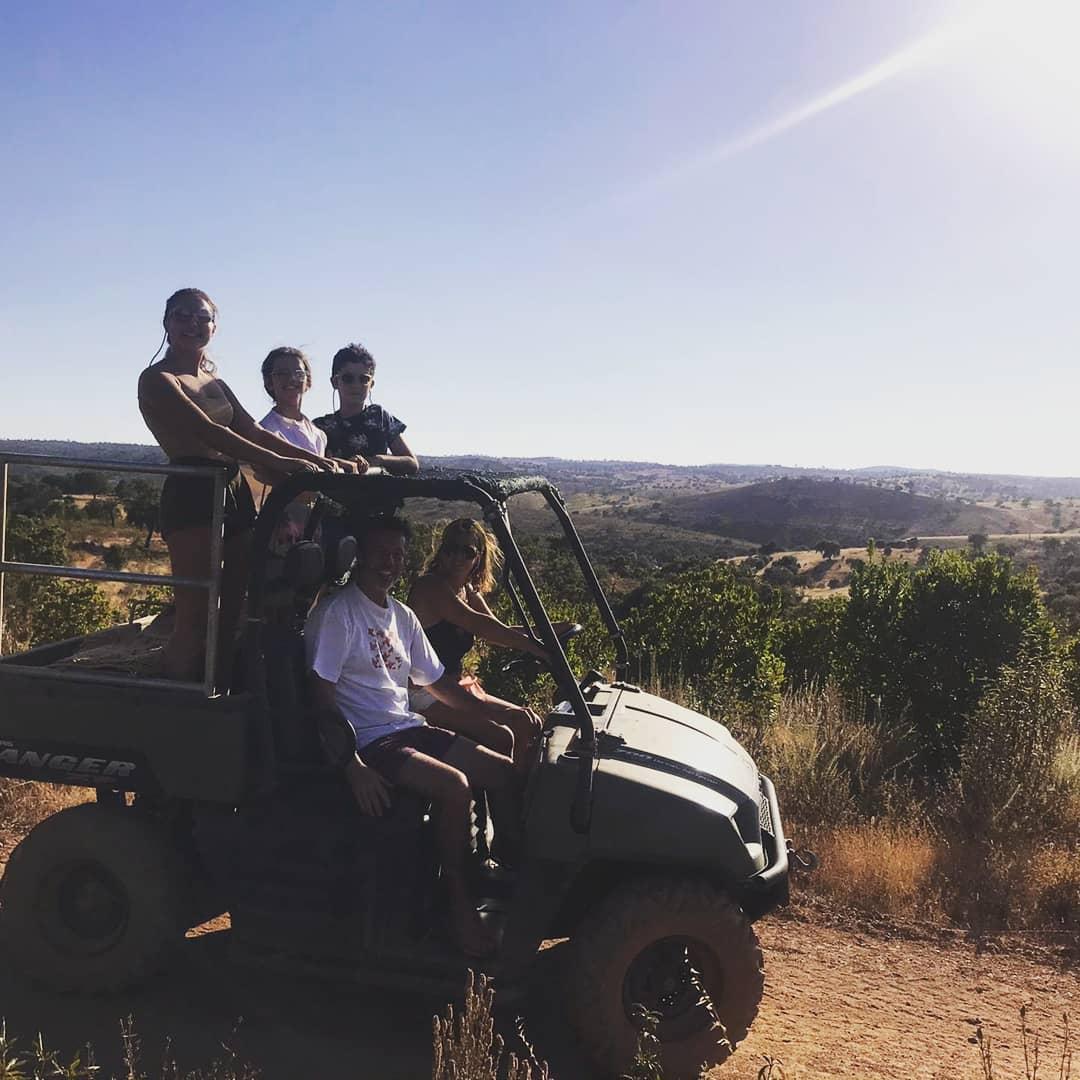 Safari na Herdade
