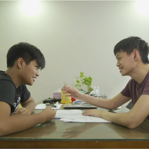 Reflecting on the Little Moments with Rui Zhe, a Volunteer Tutor