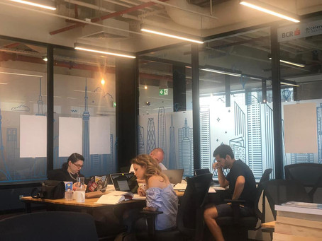 Bootcamp InnovX Business Accelerator BCR🤟🚀 Today <Profile the Persona for the Beachhead Market>