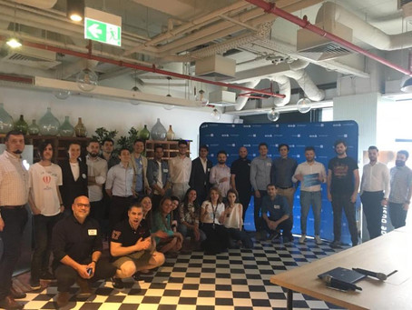 """The """"Selection Day"""" at InnovX Global Business Accelerator"""
