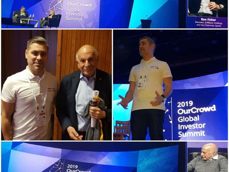 InnovX Business Accelerator @ Our Crowd Global Investors Summit