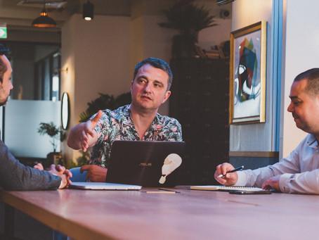 Testimonial Startup