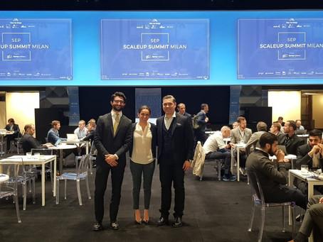 InnovX Business Accelerator @ Scaleup Summit Milan 2019