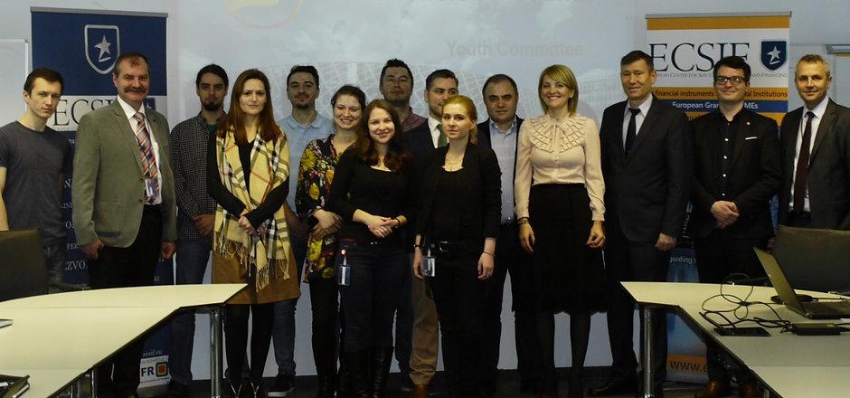 Innov FIN training in Romania