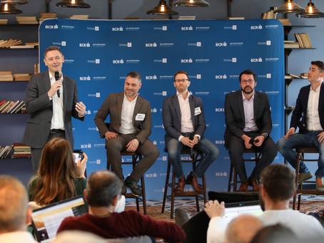 InnovX-BCR  picks up ten Romanian start-ups to help grow