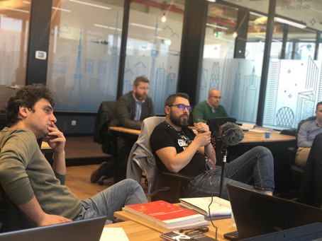 Bootcamp  InnovX Business Accelerator Today < MasterCard Innovation>