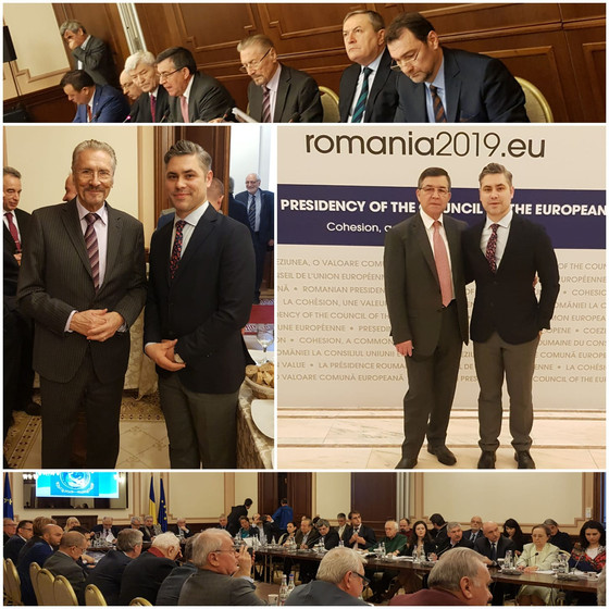 ECSIF @ the National Bank of Romania