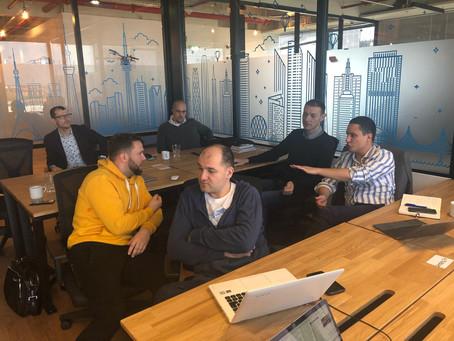 "MASTER CLASS with Bogdan Manoiu ""Innovation the key for success""🤟"