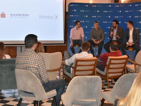 BCR-InnovX, nou accelerator de business: parteneriat cu UiPath și avantaje mari pentru participanți