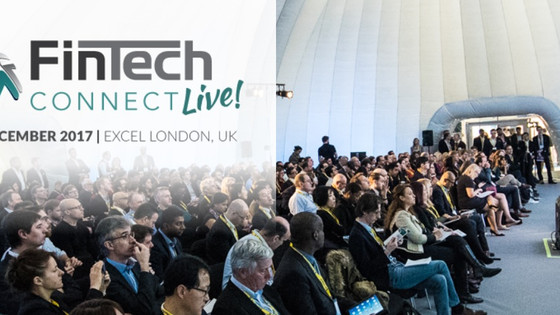 ECSIF @ Fintech Conect Live between 6-7 December 2017 @ Excel London UK