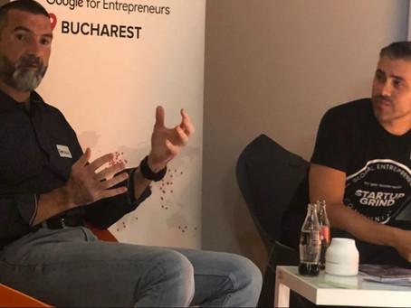 An evening with Serban Tir, CTO of Gemini Solutions
