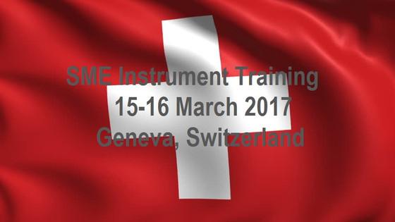Helping Innovative Swiss SMEs access EU Grants