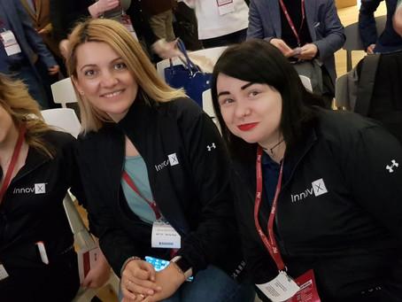 InnovX Alumni women in Warsaw