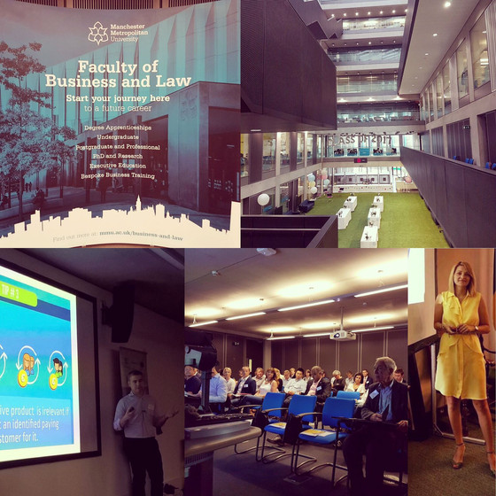 ECSIF Seminar @ Manchester Metropolitan University