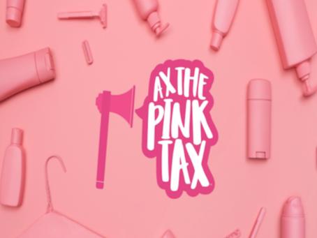 Pink tax? k, bye.
