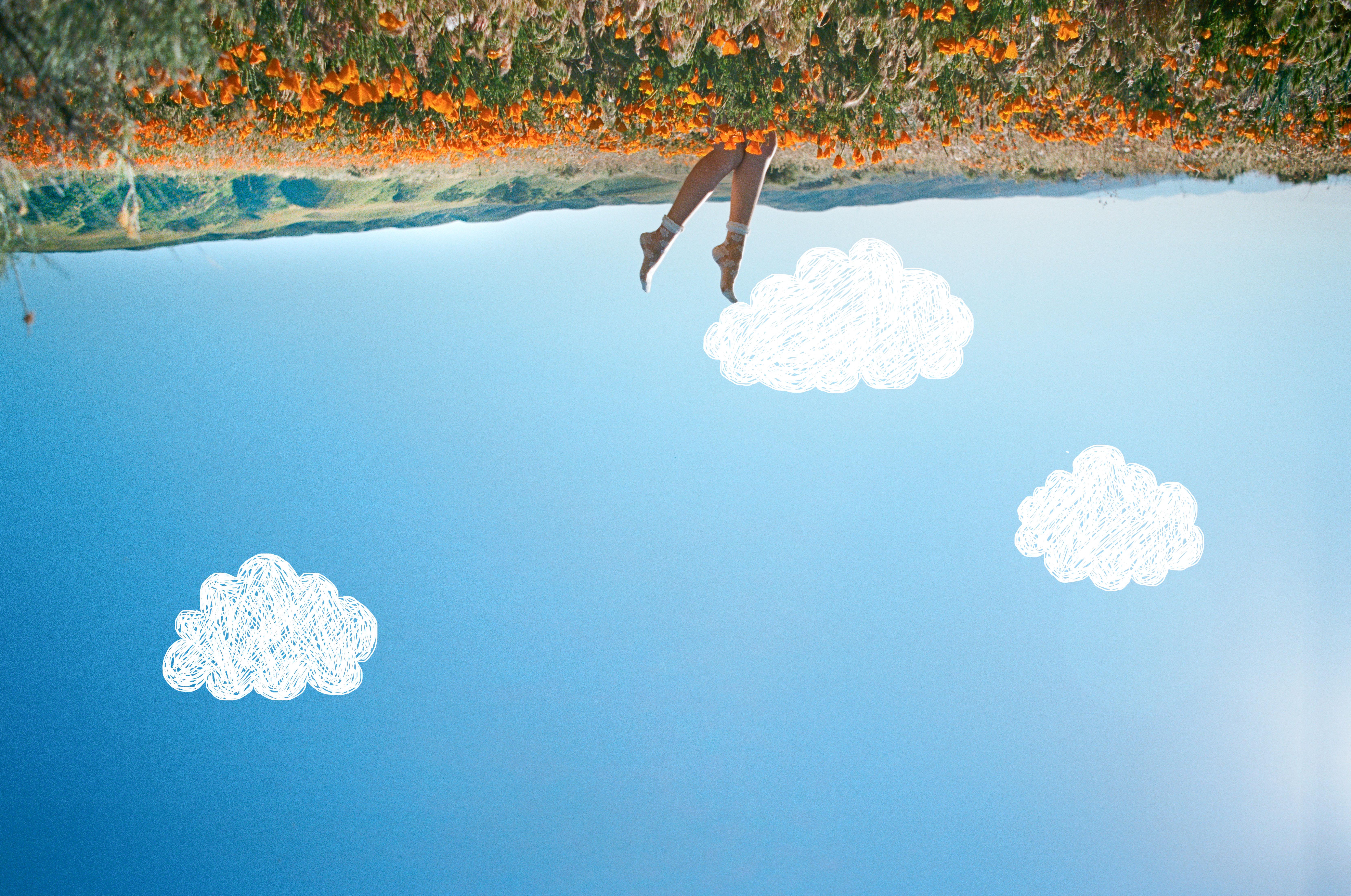 A stroll in the Clouds