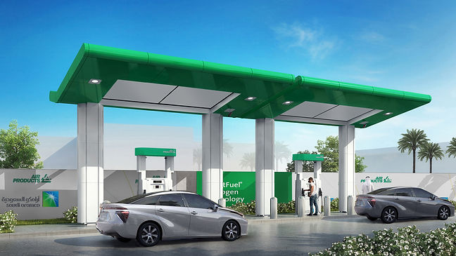 First-Hydrogen-Fuel-Cell-Vehicle-Fueling