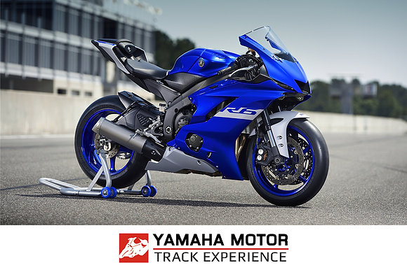 The Yamaha Track Experience Voucher