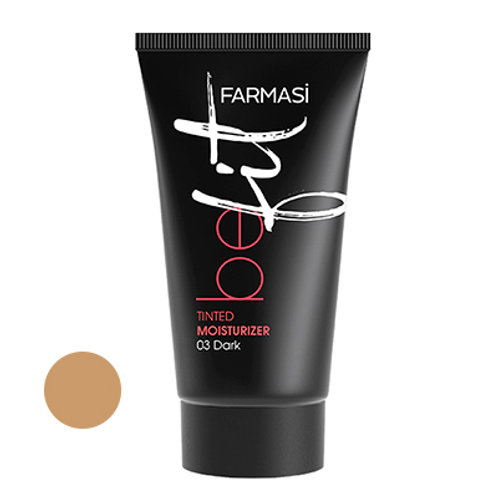 FARMASI BE FIT TINTED MOISTURIZER 03 DARK