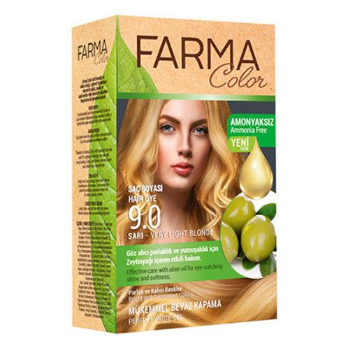 FARMACOLOR SAÇ BOYASI 9.0 SARI