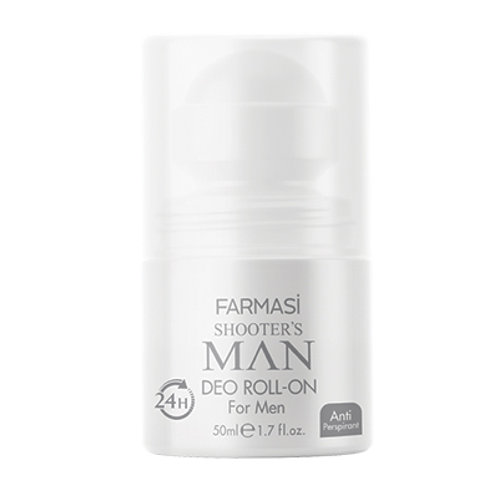 FARMASİ SHOOTERS DEO ROLL ON ERKEK 50 ML