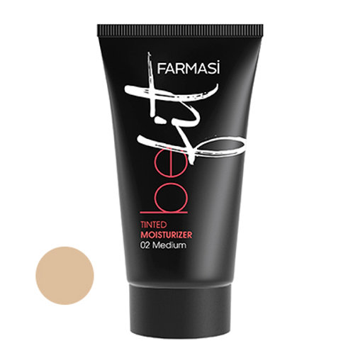 FARMASI BE FIT TINTED MOISTURIZER 02