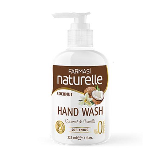 FARMASI NATURELLE COCONUT HAND WASH 325 ML