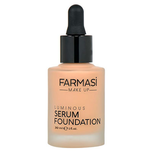 FARMASİ MAKE UP SERUM FONDÖTEN WARM BEIGE NO:01