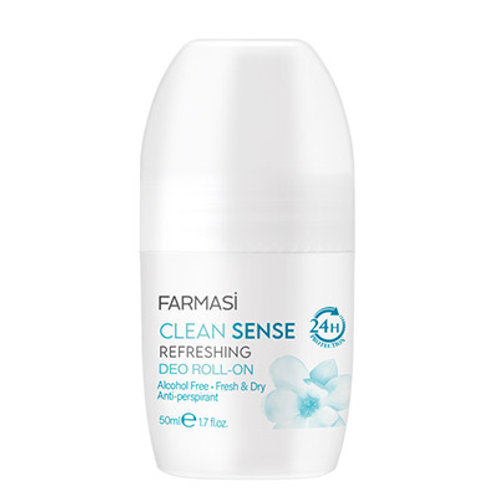 FARMASİ CLEAN SENSE ROLL ON 50 ML
