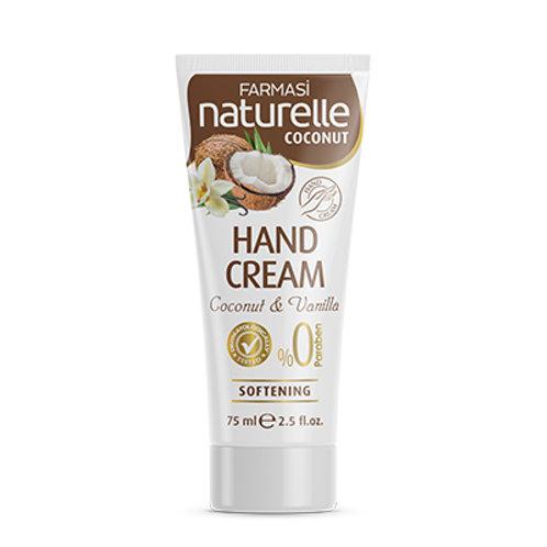 FARMASI NATURELLE COCONUT HAND CREAM 75 ML