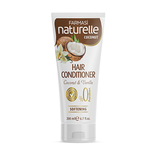 FARMASI NATURELLE COCONUT HAIR CONDITIONER 200 ML