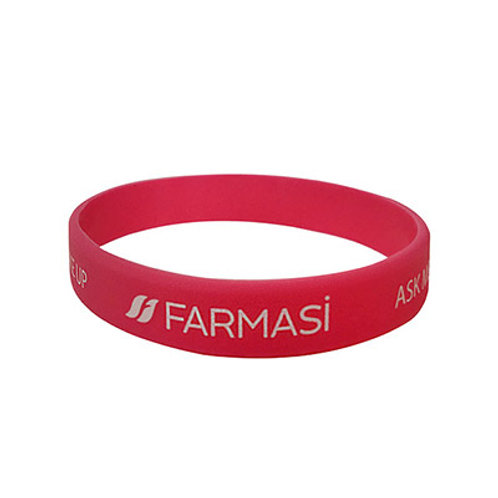 FARMASİ BİLEKLİK PEMBE
