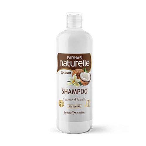 FARMASI NATURELLE COCONUT SHAMPOO 360 ML