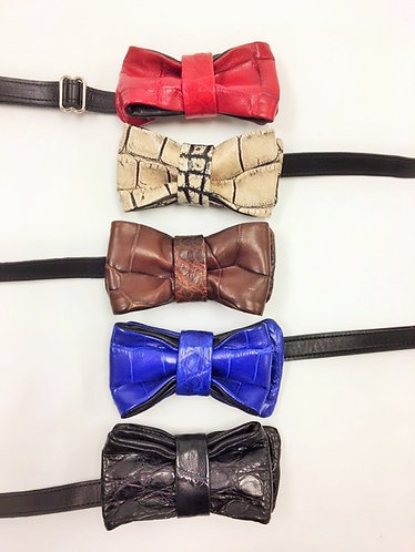 Alligator Bow Ties