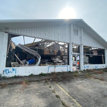 Complete Commercial Building Demolition Panama City, Florida