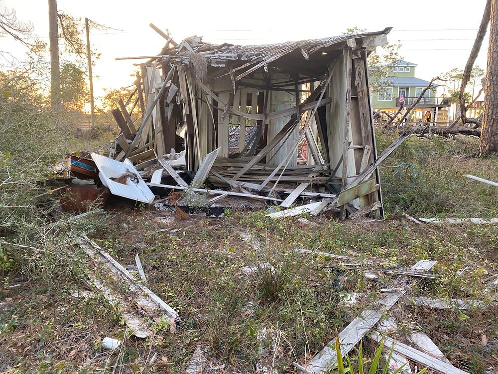 House Demolition Port St. Joe, Fl