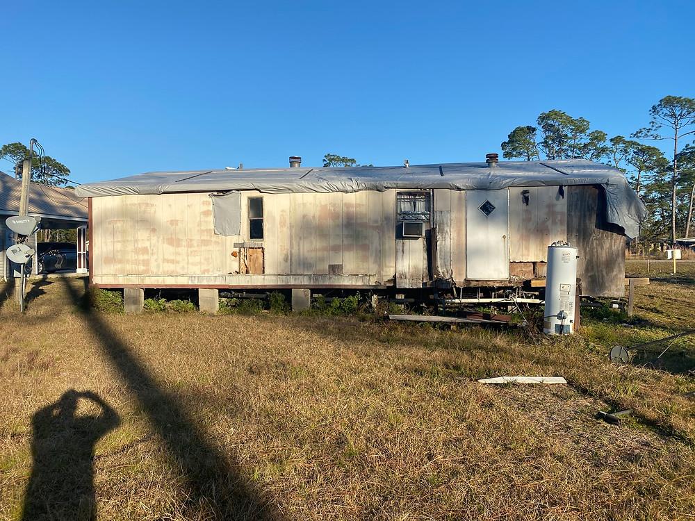 Mobile Home Demolition Port St Joe