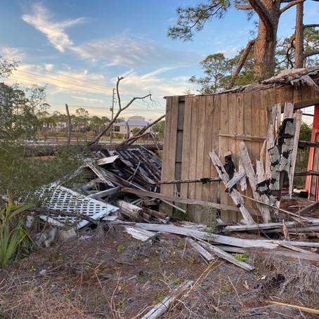 House Demolition and Debris Removal Port St. Joe