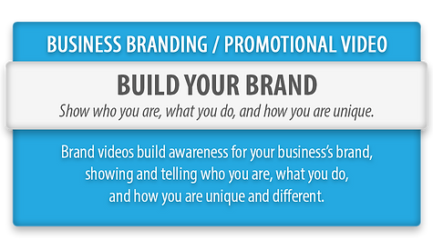 Business Branding Promotional Videos