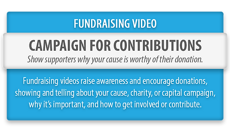 Fundraising Videos