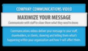 Company Corporate Communications Videos