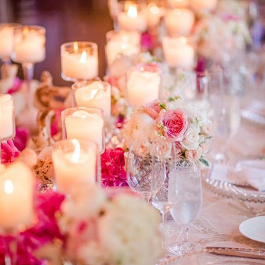 #11 Wedding Table Candles Holders And Accessories Toronto