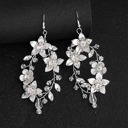 Madelena Wedding Earrings